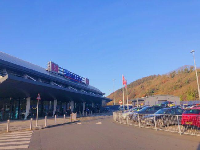 ケイルンライアンフェリーターミナル