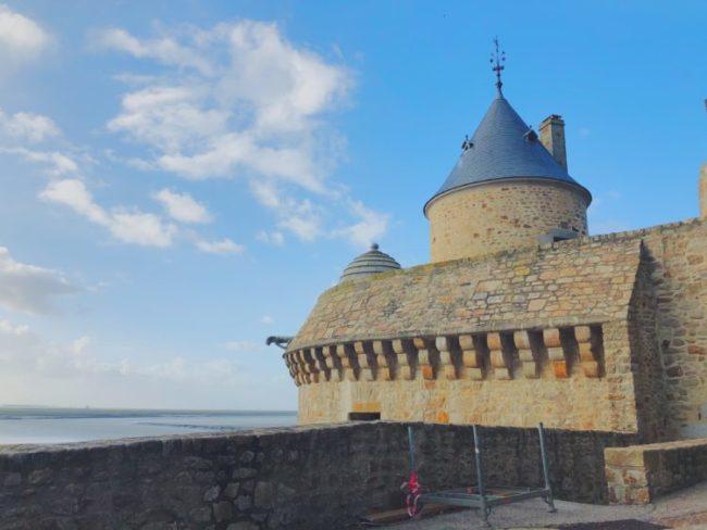モンサンミッシェル ガブリエルの塔