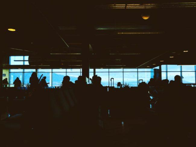 ベルファストのフェリーターミナル