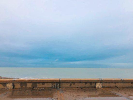 プールヴィルの海