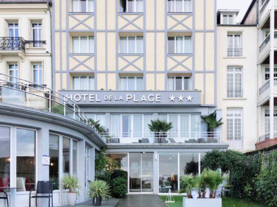 ディエップのホテル