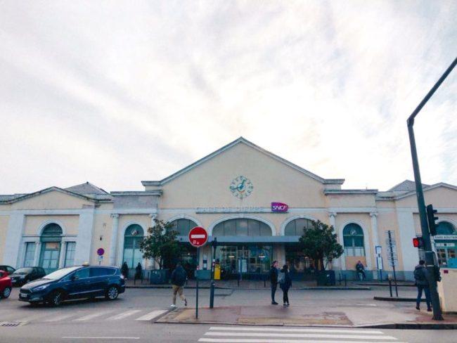 ディエップ駅
