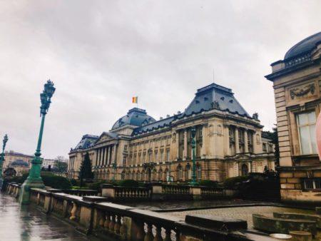 ブリュッセルの王宮