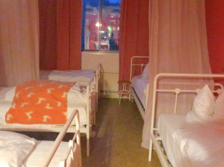 アムステルダムのホステル