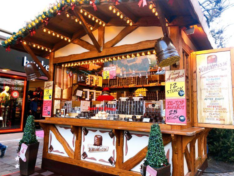 パーダーボルンクリスマスマーケット
