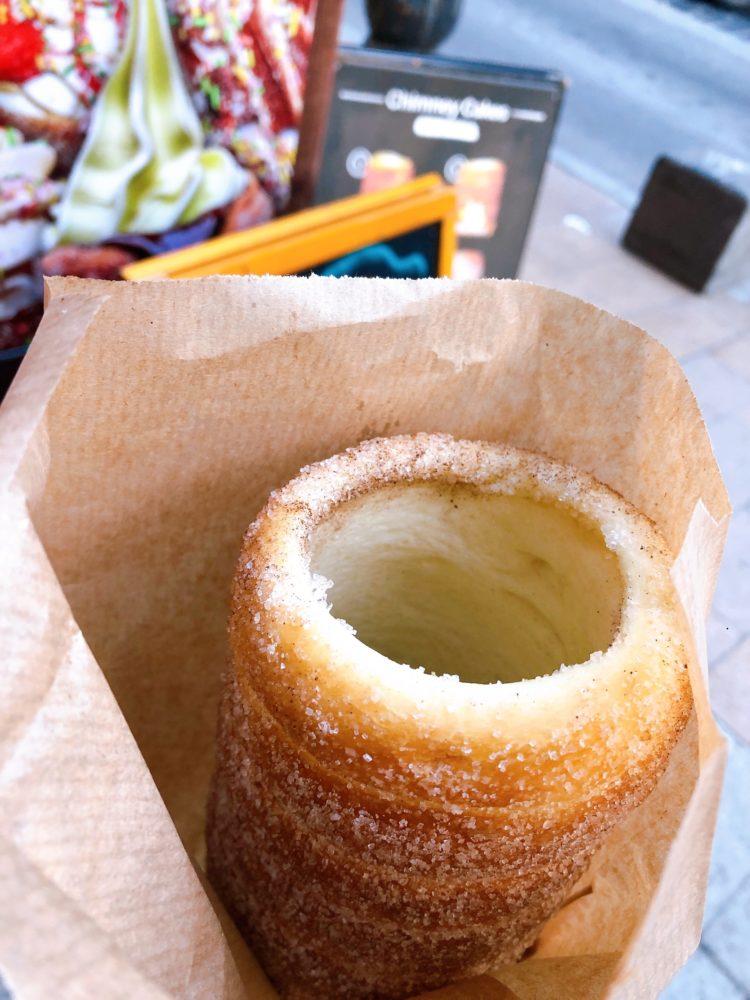 チムニーケーキ
