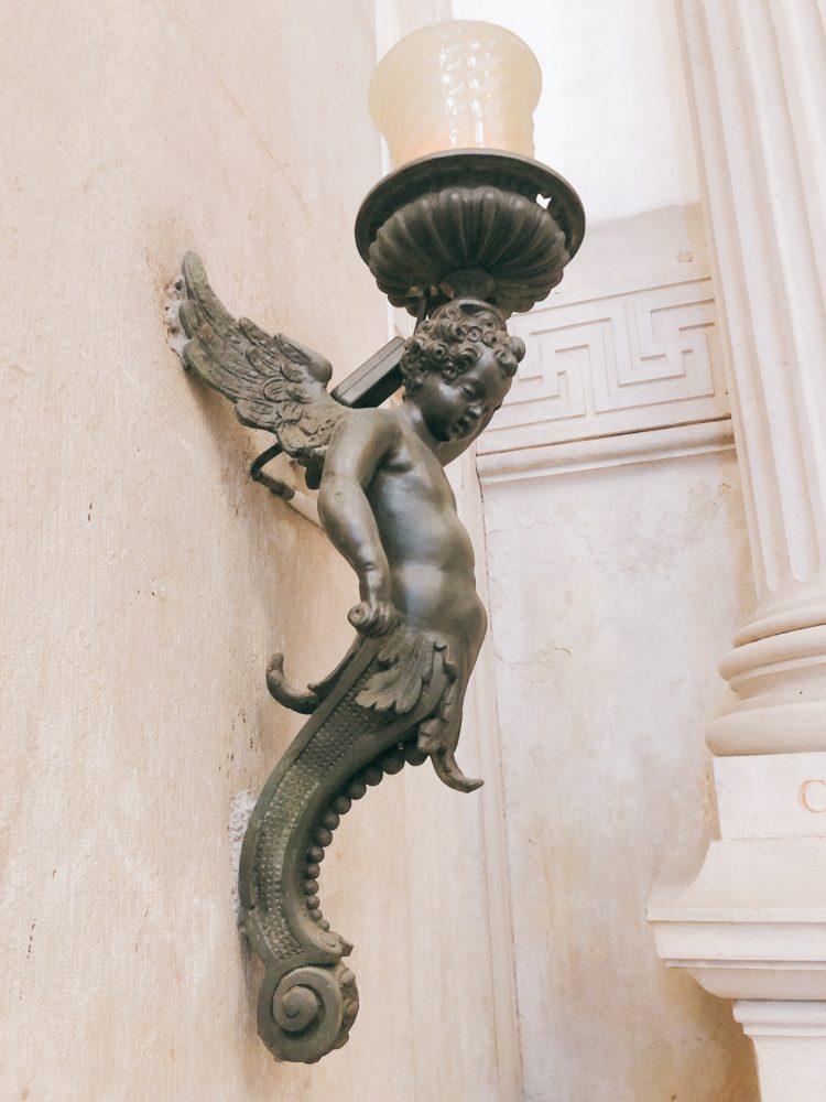 天使の装飾