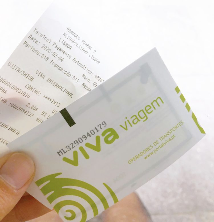 地下鉄チケット