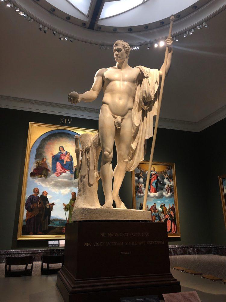 ナポレオン像