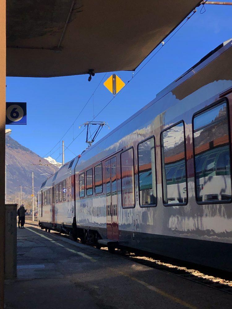 ドモドッソラ駅 イタリア