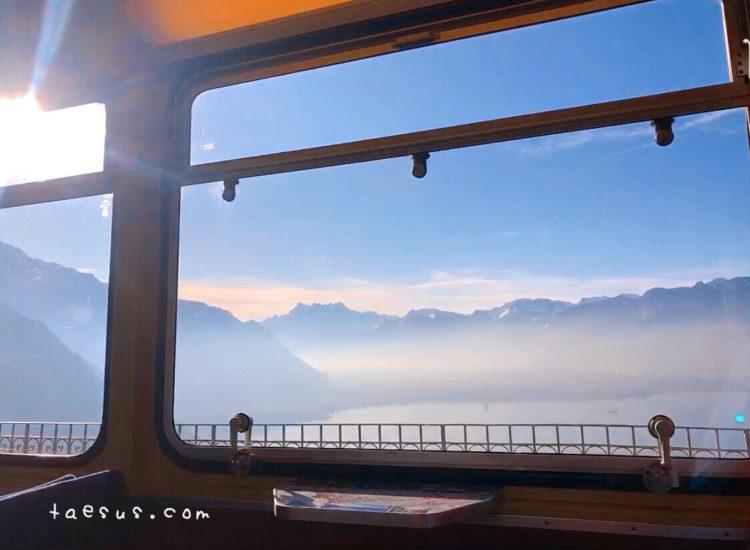 アルプス山脈 スイス