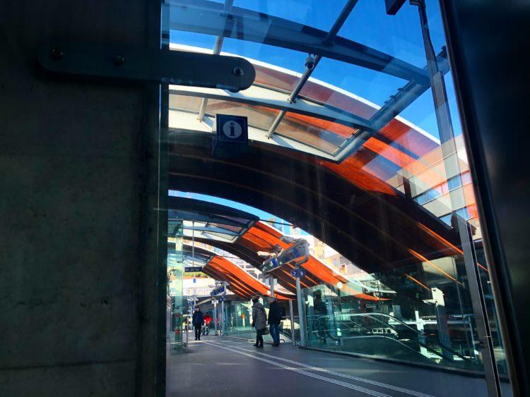 ベルン 駅 スイス