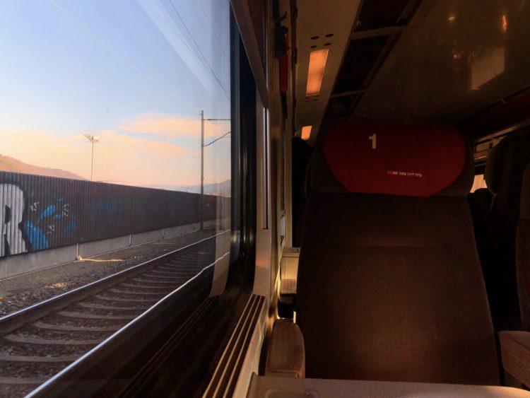 電車 スイス