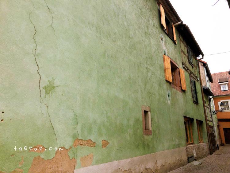 壁 コルマール