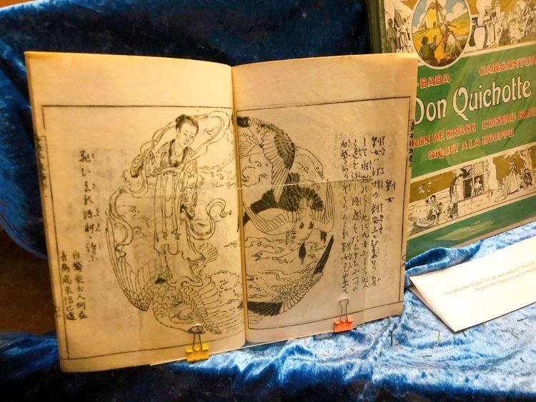日本の本 コルマール