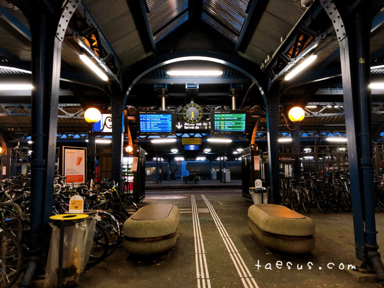 コルマール駅 フランス